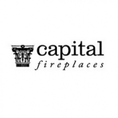 capital logo white
