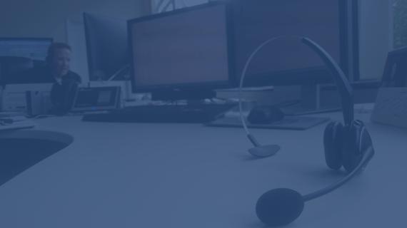 snip desk headset