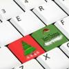 IMAGE - festive keyboard