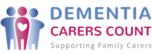 Logo for Dementia Carers Count